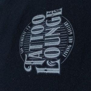 San Clemente tattoo lounge livingart gallery shirt
